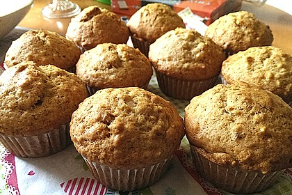 Fluffige vegane Muffins 26