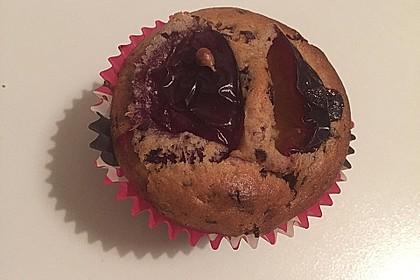 Fluffige vegane Muffins 29
