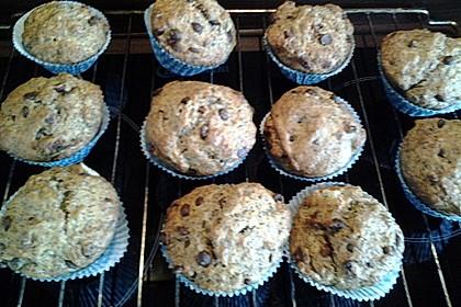 Fluffige vegane Muffins 36