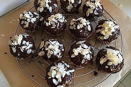 Fluffige vegane Muffins 48