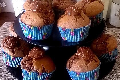 Fluffige vegane Muffins 16