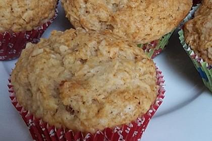 Fluffige vegane Muffins 21