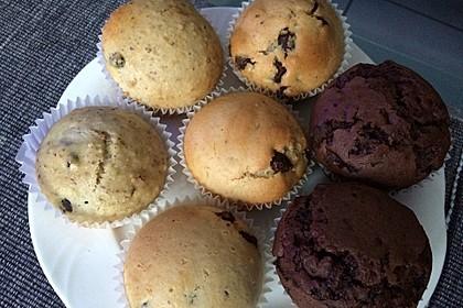 Fluffige vegane Muffins 7