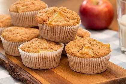 Fluffige vegane Muffins 11