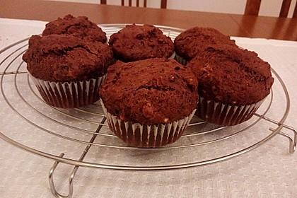 Fluffige vegane Muffins 6