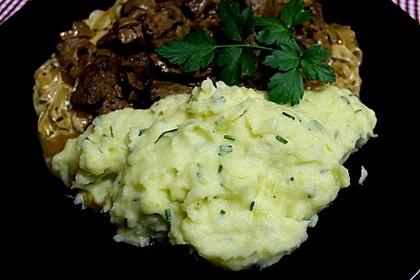 Kartoffelpüree klassisch und mediterran 1