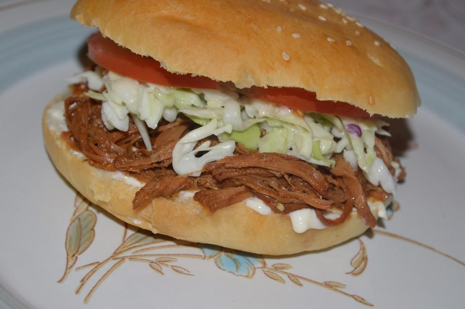 Pulled Pork Texas Style Gasgrill : Texas pulled pork eine einfache variante von downhillcat chefkoch