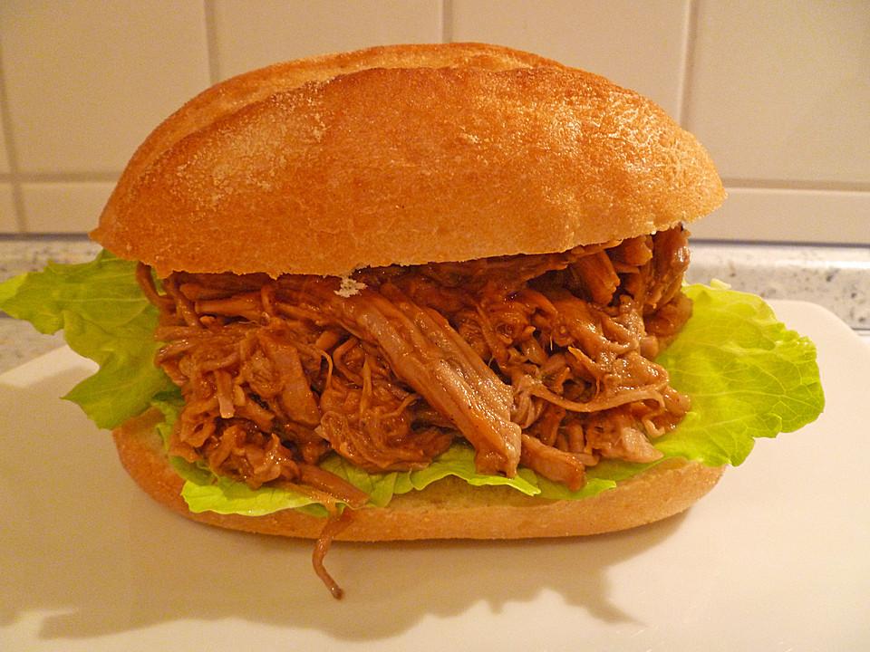Pulled Pork Gasgrill Chefkoch : Texas pulled pork eine einfache variante von downhillcat