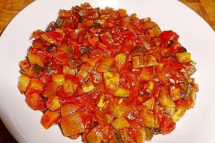 Vegetarischer Gemüsetopf 1