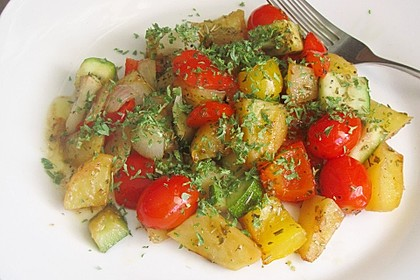 Kartoffel-Backofengemüse 7