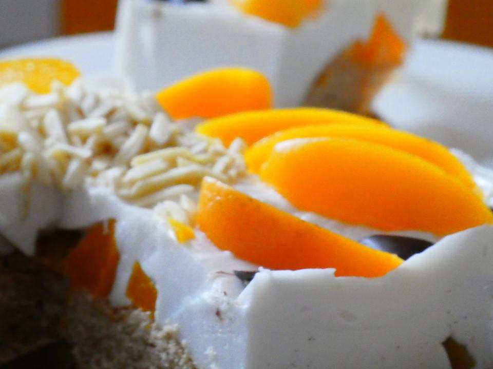 Mini Kühlschrank Für Kuchen : Vegane mini prosecco mousse torte mit mandarinen von beasküche