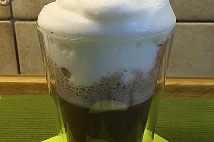 Kakao mit Schaum 1