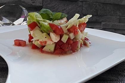 Mozzarella-Salat (Bild)