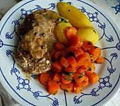 Klassisches Möhrengemüse (Bild)
