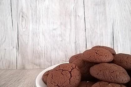 Superschnelle Nutella-Plätzchen (Bild)