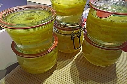 Ananas einwecken 5