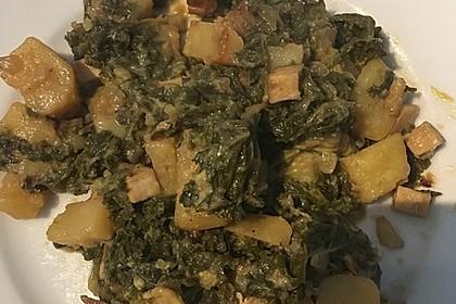 Grünkohl vegetarisch oder vegan 15