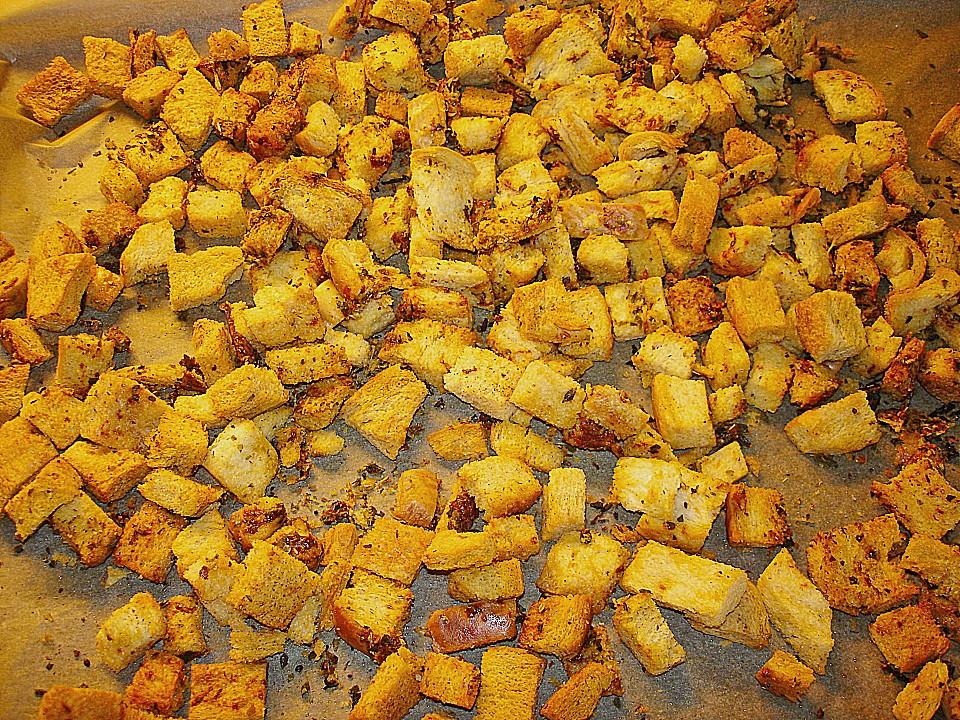 Italienische Croutons Von Quargl Chefkochde