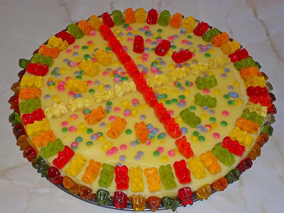 Gummibaren Torte Von Agentin Chefkoch De