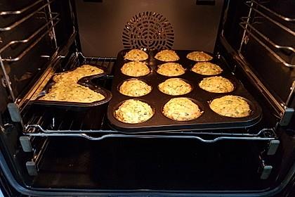 Gemüse - Muffins 6
