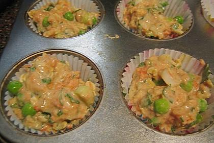Gemüse - Muffins 10