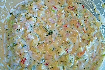 Gemüse - Muffins 8