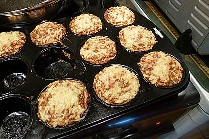 Gemüse - Muffins 7