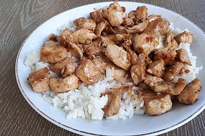 Chinesisches Knoblauchfleisch 4