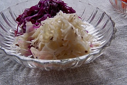 Weißkohlsalat 4