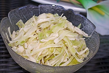 Weißkohlsalat 3