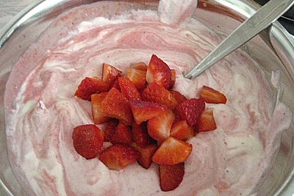 Erdbeercreme mit Kokos 33
