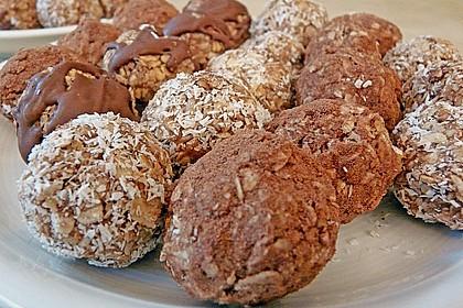 Chokladbollar 3