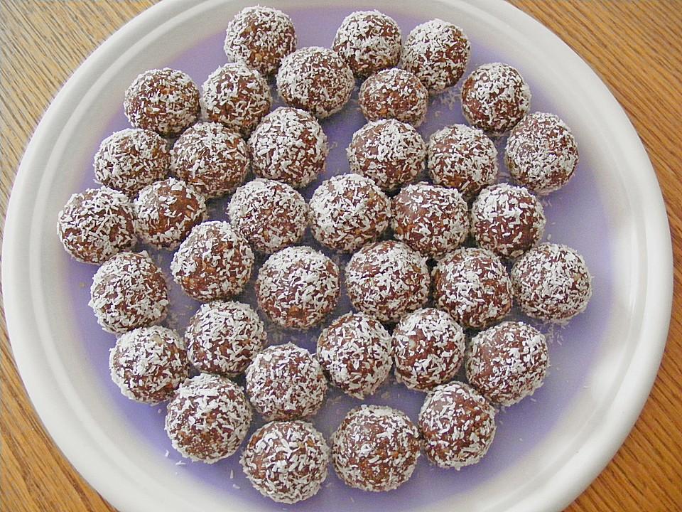 Chokladbollar Von Irae Chefkoch