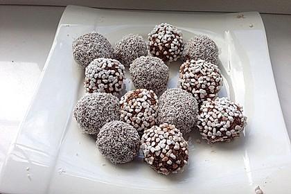 Chokladbollar 12