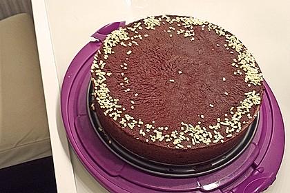 Browniekuchen (Bild)