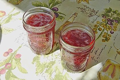 Birnen - Rotwein Konfitüre 4