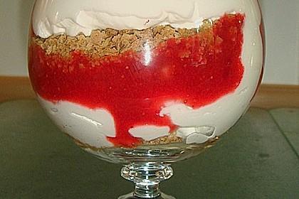 Erdbeerquark mit Amaretti 19