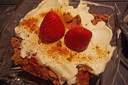 Erdbeerquark mit Amaretti 33
