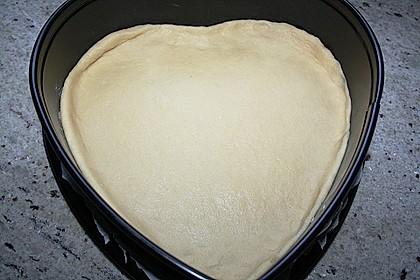 Rhabarber - Streusel Kuchen auf Quark - Öl Teig 23
