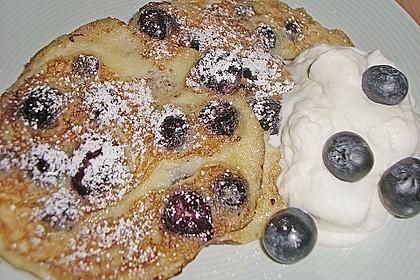 American Blueberry Pancakes 4
