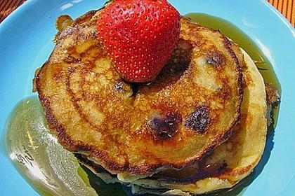American Blueberry Pancakes 5