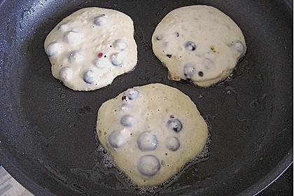 American Blueberry Pancakes 13
