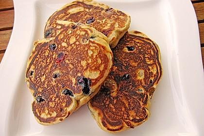 American Blueberry Pancakes 3