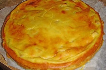 Feiner Apfel - Käsekuchen 4