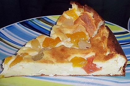 Feiner Apfel - Käsekuchen 2