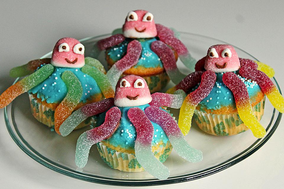 Kraken Muffins Von Moosmutzel311 Chefkoch De