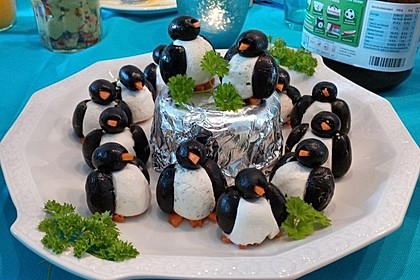 Party-Pinguin 2