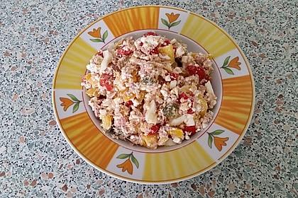 Eiweiß-Salat