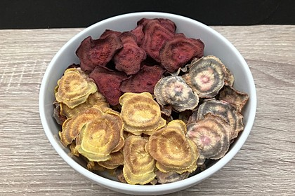 Rote Bete - Chips 3