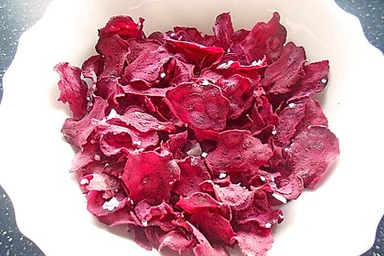 Rote Bete - Chips 5